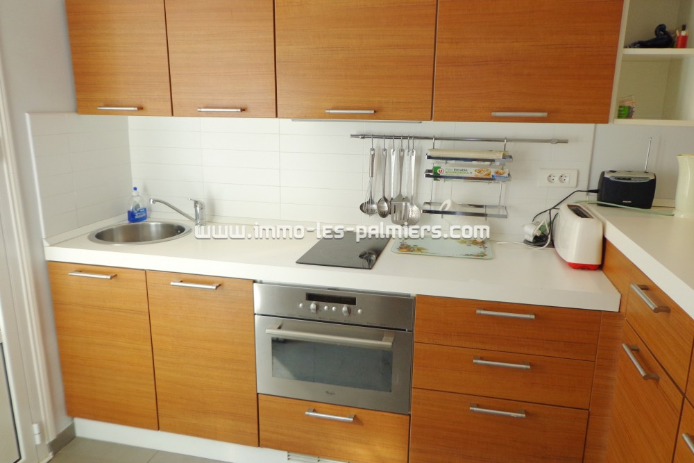 Image 5 : A 2 room apartment with ...