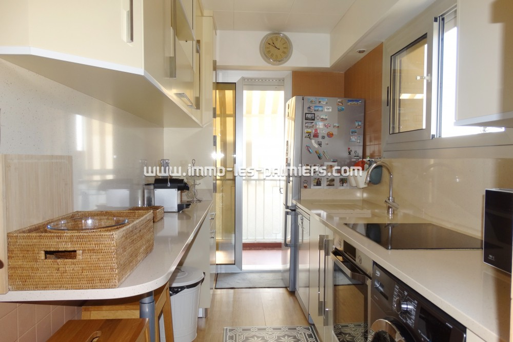 Image 5 : 3 room apartment with panoramic ...