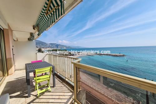 Image 4 : 2 pièces en face mer à Roquebrune Cap Martin