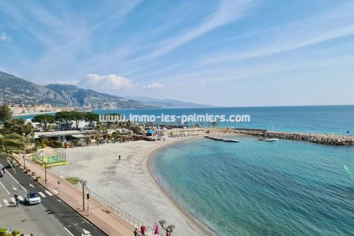 Image 6 : 2 pièces en face mer à Roquebrune Cap Martin