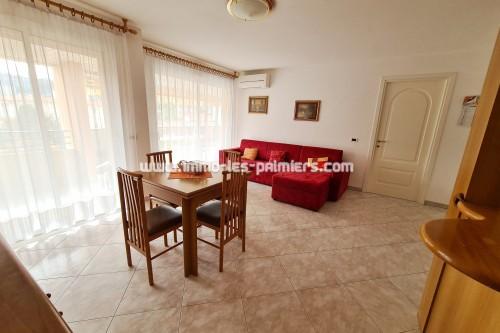 Image 1 : 2 room apartment in Roquebrune Cap Martin in the Beach district