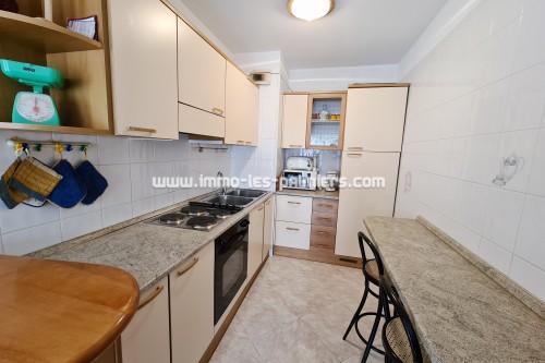 Image 2 : 2 room apartment in Roquebrune Cap Martin in the Beach district