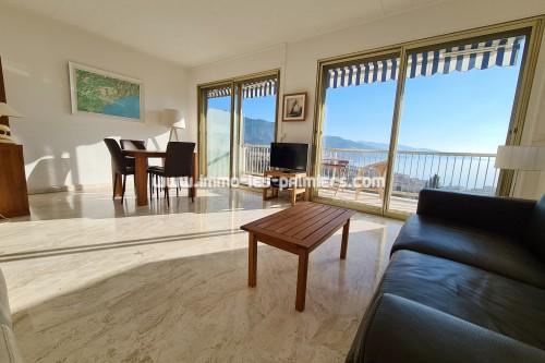 Image 1 : 2 room apartment in Roquebrune Cap Martin in the Cap Martin district