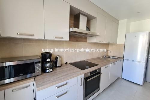 Image 2 : 2 room apartment in Roquebrune Cap Martin sea front