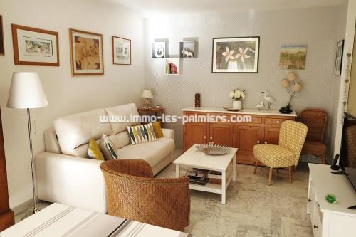 Image 1 : 2 room apartment in the city center of Carnolès in Roquebrune Cap Martin