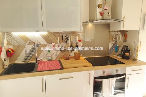Image 2 : 2 room apartment in the city center of Carnolès in Roquebrune Cap Martin