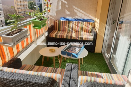 Image 6 : 2 room apartment in the city center of Carnolès in Roquebrune Cap Martin