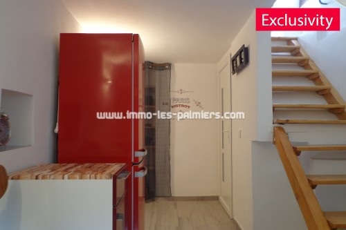 Image 2 : 2 room apartment located in the heart of the village of Castellar with cellar