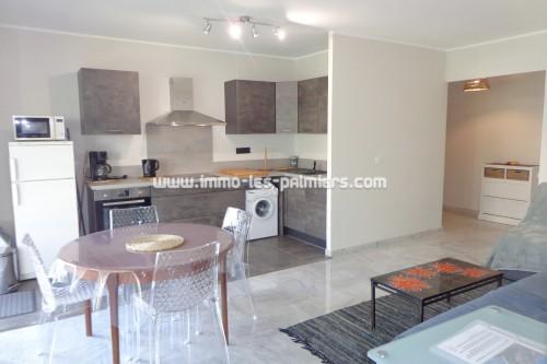 Image 2 : 2 room apartment on the seafront in Roquebrune Cap Martin