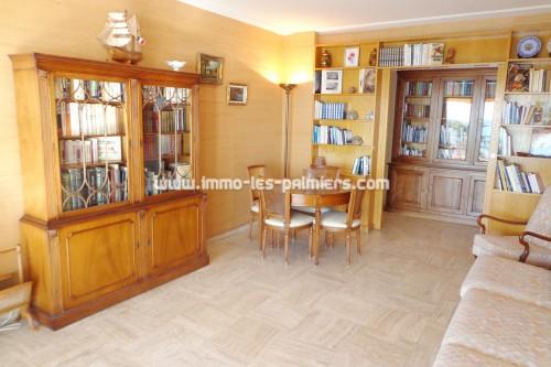 Image 0 : 2 room apartment sea front in Roquebrune Cap Martin