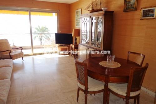 Image 1 : 2 room apartment sea front in Roquebrune Cap Martin