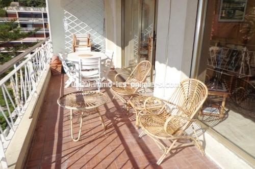 Image 5 : 2 room apartment sea front in Roquebrune Cap Martin