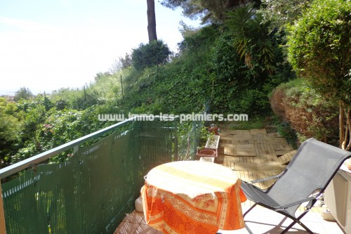 Image 4 : 2 rooms in residence with swimming pool in Roquebrune Cap Martin