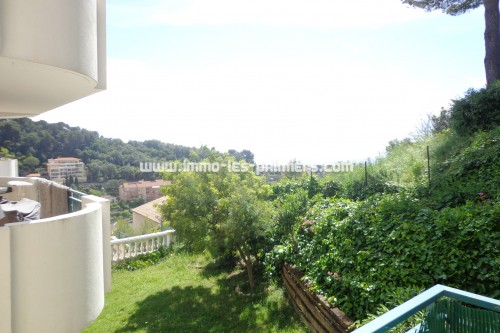 Image 5 : 2 rooms in residence with swimming pool in Roquebrune Cap Martin