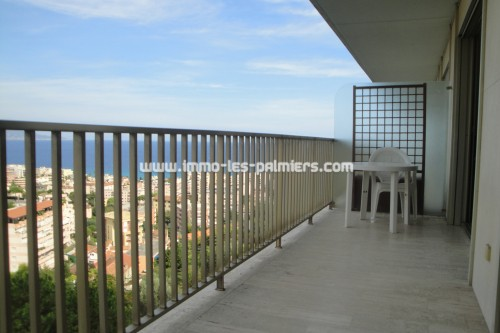 Image 6 : 2 rooms on the plate of roquebrune cap martin in the great standing