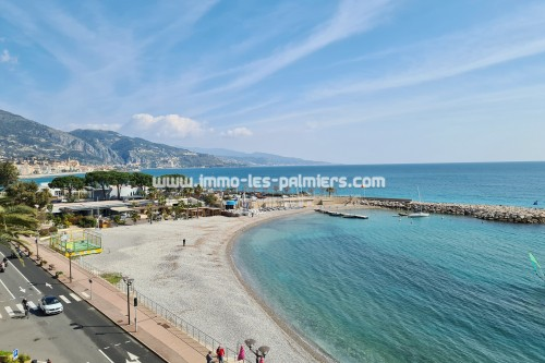 Image 6 : 2 rooms sea front in Roquebrune Cap Martin