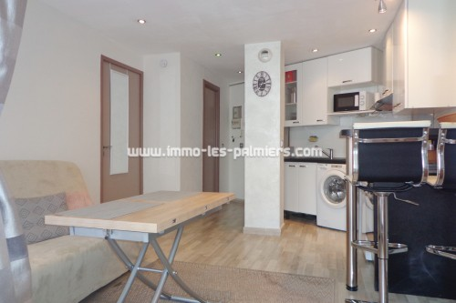 Image 1 : 2 rooms with swimming pool, beach area at Roquebrune Cap Martin
