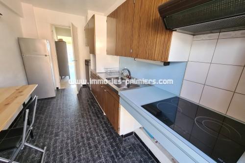 Image 1 : 3 room apartment in the center of Carnolès in Roquebrune Cap Martin
