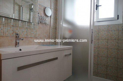 Image 5 : 3-room apartment on the top floor with terrace and private parking.
