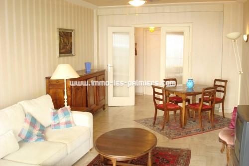 Image 1 : 4 room apartment sea front in Roquebrune Cap Martin