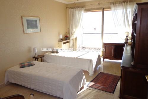 Image 4 : 4 room apartment sea front in Roquebrune Cap Martin