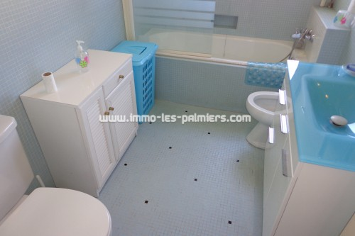 Image 5 : 4 room apartment sea front in Roquebrune Cap Martin