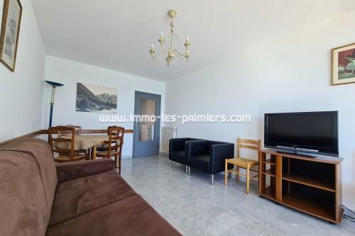 Image 1 : Appartement 2 pièces à Roquebrune Cap Martin en face mer