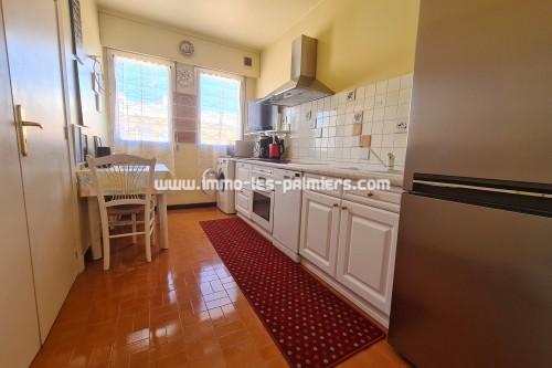 Image 1 : Appartement 3/4 pièces quartier de la Plage à Roquebrune Cap Martin