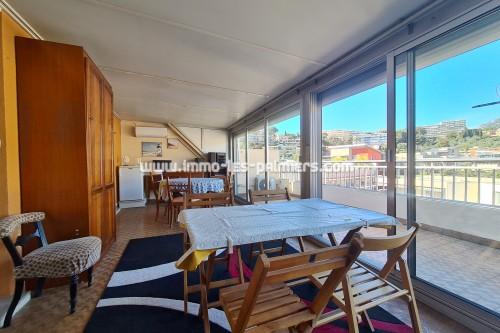 Image 5 : Appartement 3/4 pièces quartier de la Plage à Roquebrune Cap Martin