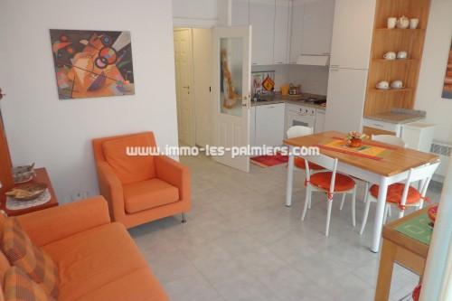 Image 1 : Appartement 3 pièces à Roquebrune Cap Martin