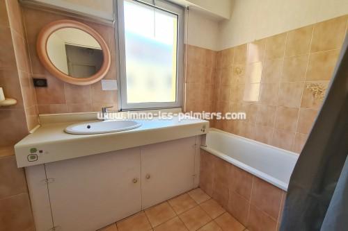 Image 2 : Appartement 3 pièces quartier de la Plage à Roquebrune Cap Martin