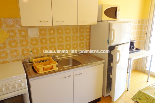 Image 2 : Appartement studio à Roquebrune Cap Martin