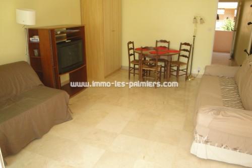Image 1 : Appartement studio dans le quartier de la plage à Roquebrune Cap Martin