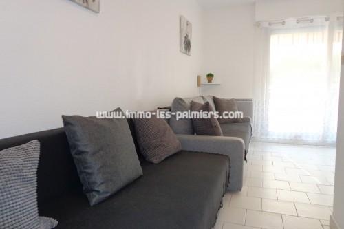 Image 0 : Appartement studio en bord de mer à Roquebrune Cap Martin