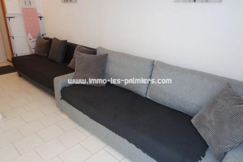 Image 1 : Appartement studio en bord de mer à Roquebrune Cap Martin