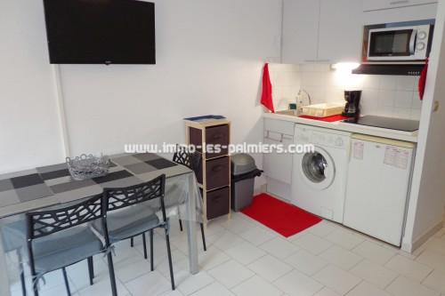 Image 3 : Appartement studio en bord de mer à Roquebrune Cap Martin