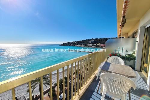 Image 4 : Appartement studio en face mer à Roquebrune Cap Martin