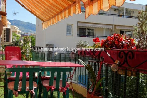 Image 2 : Large 3 room apartment with terrace on the 1st and last floor of a house located in Roquebrune