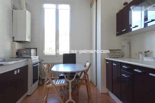 Image 4 : Large 3 room apartment with terrace on the 1st and last floor of a house located in Roquebrune