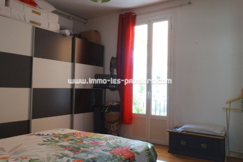 Image 5 : Large 3 room apartment with terrace on the 1st and last floor of a house located in Roquebrune