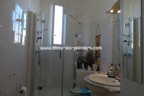 Image 6 : Large 3 room apartment with terrace on the 1st and last floor of a house located in Roquebrune