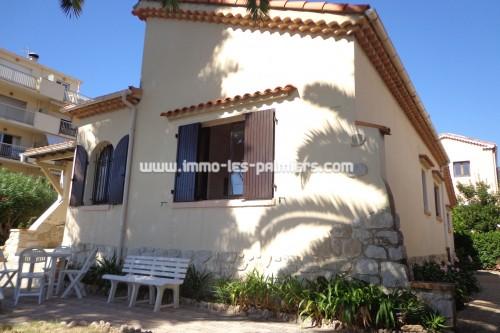 Image 1 : Maison 3 pièces en face mer à Roquebrune Cap Martin