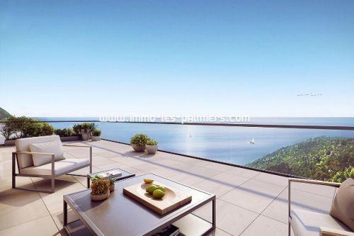 Image 1 : Luxury new development in Èze