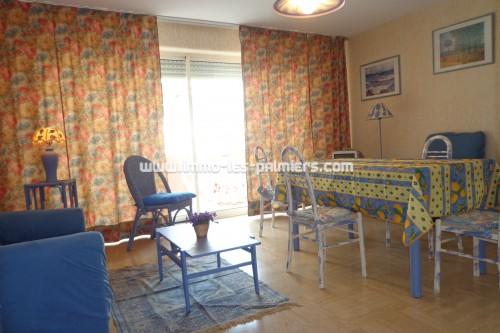 Image 2 : Petite résidence dans le quartier calme de Roquebrune cap martin. 2 pièces traversant meublé.