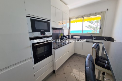 Image 2 : Roquebrune Cap Martin appartamento bilocale di fronte al mare