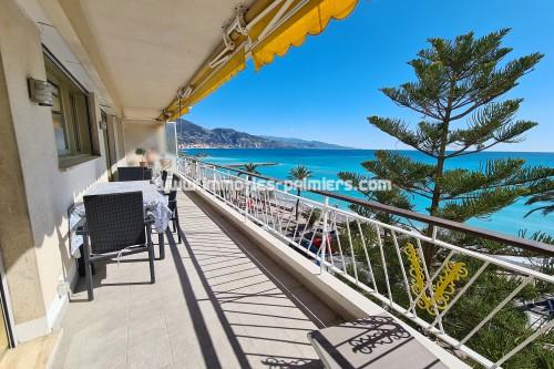 Image 5 : Roquebrune Cap Martin appartamento bilocale di fronte al mare