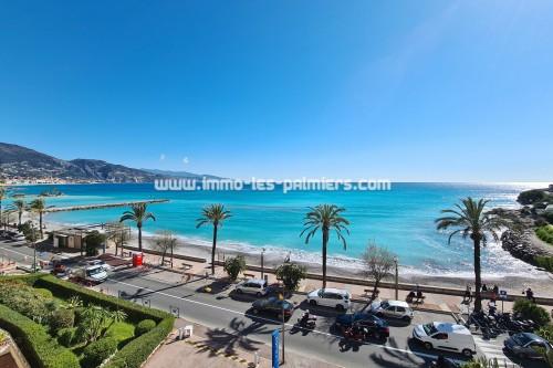 Image 6 : Roquebrune Cap Martin appartamento bilocale di fronte al mare