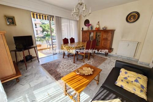 Image 1 : Roquebrune Cap Martin un appartamento bilocale nel quartiere della Spiaggia