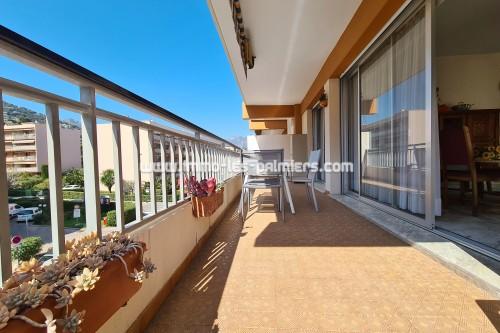Image 5 : Roquebrune Cap Martin un appartamento bilocale nel quartiere della Spiaggia