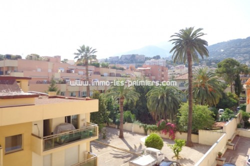 Image 7 : Small furnished studio with independent kitchen and terrace to the south/west. Luxury residence